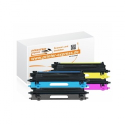 Toner Multipack alternativ zu Brother TN-135 4...