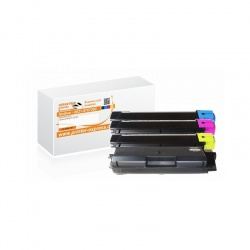 Toner 4er Set alternativ zu Kyocera TK-580 f�r...
