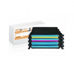 Toner 4er Set alternativ zu Samsung CLP-770, CLP770...