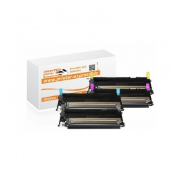 Toner Multipack alternativ zu Samsung CLP-310 4...