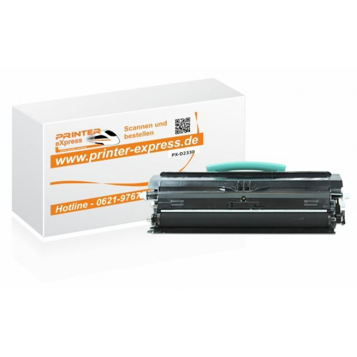 Printer-Express XL Toner ersetzt Dell 2330 / 2350 schwarz...