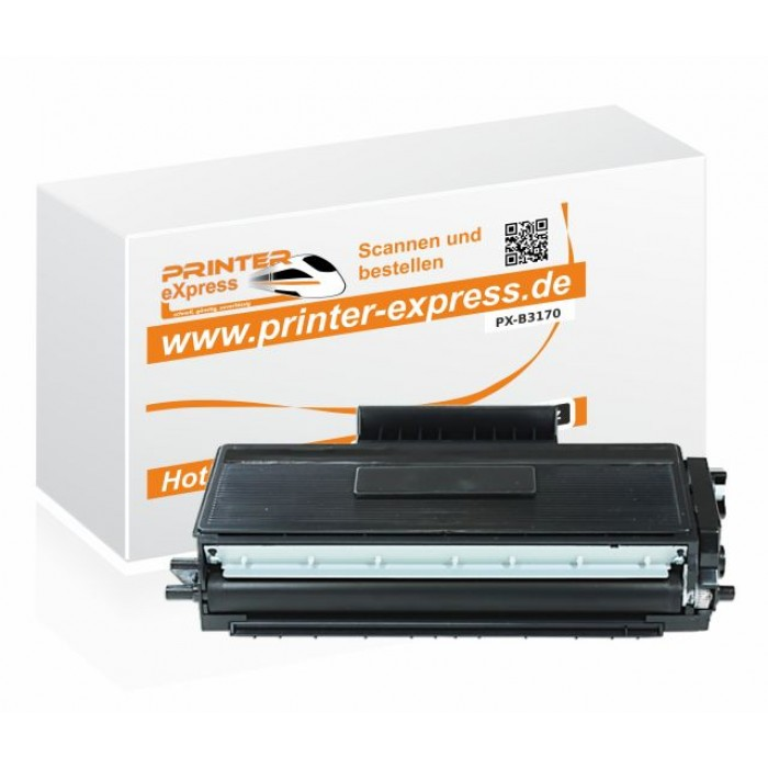 Alternativ Brother Toner TN-3170 schwarz