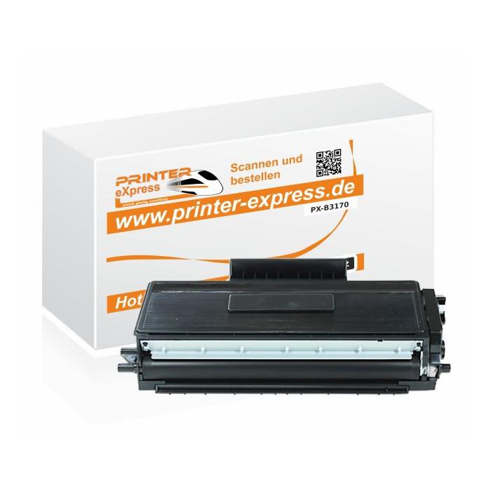 Printer-Express XL Toner ersetzt Brother TN-3170, TN3170...