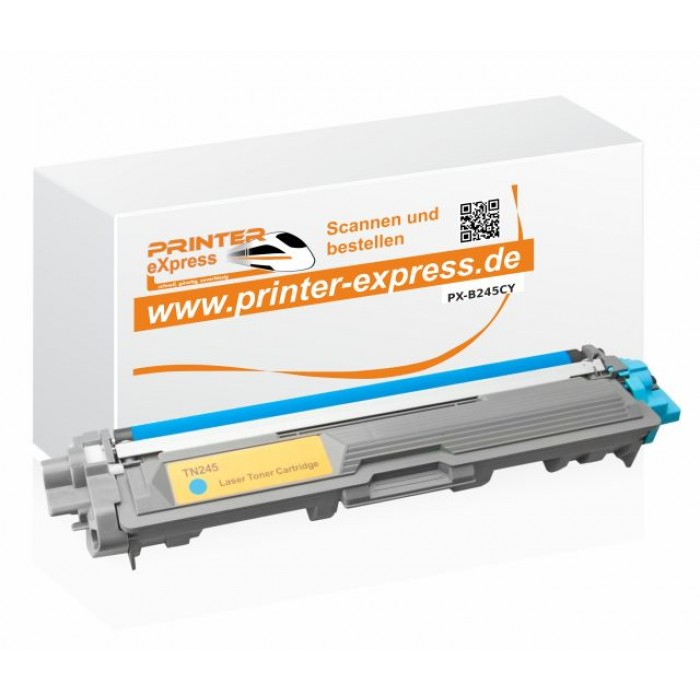 Toner alternativ zu Brother TN-245C, TN245C, TN245 cyan