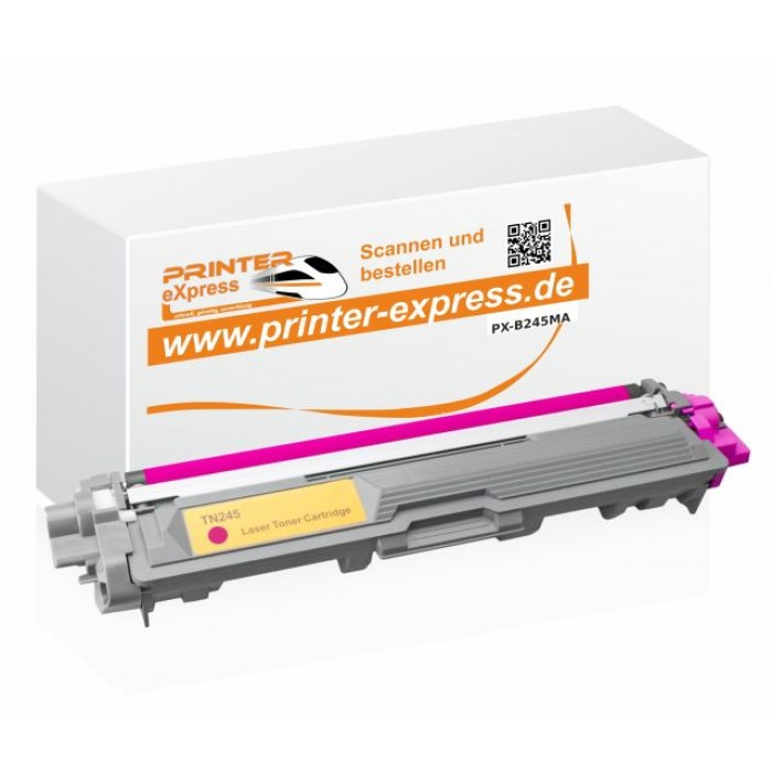 Toner alternativ zu Brother TN-245M, TN245M, TN245 magenta