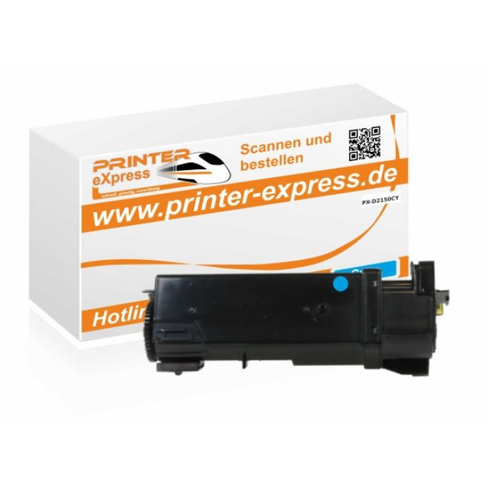 Toner alternativ zu Dell 2150, 593-11041, 592-11034,...