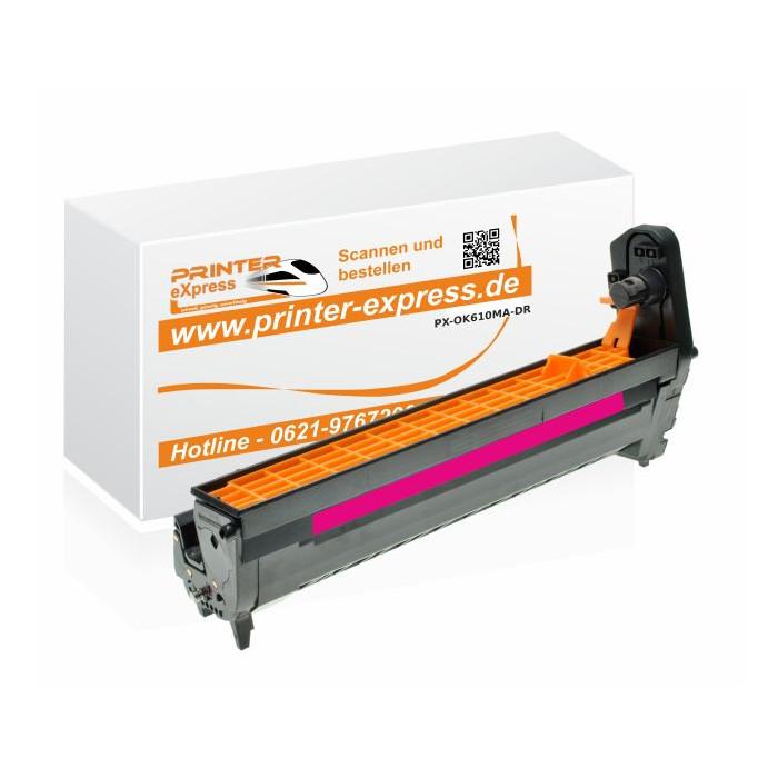 Trommel ersetzt Oki 44315106, C610 XL für Oki Drucker...