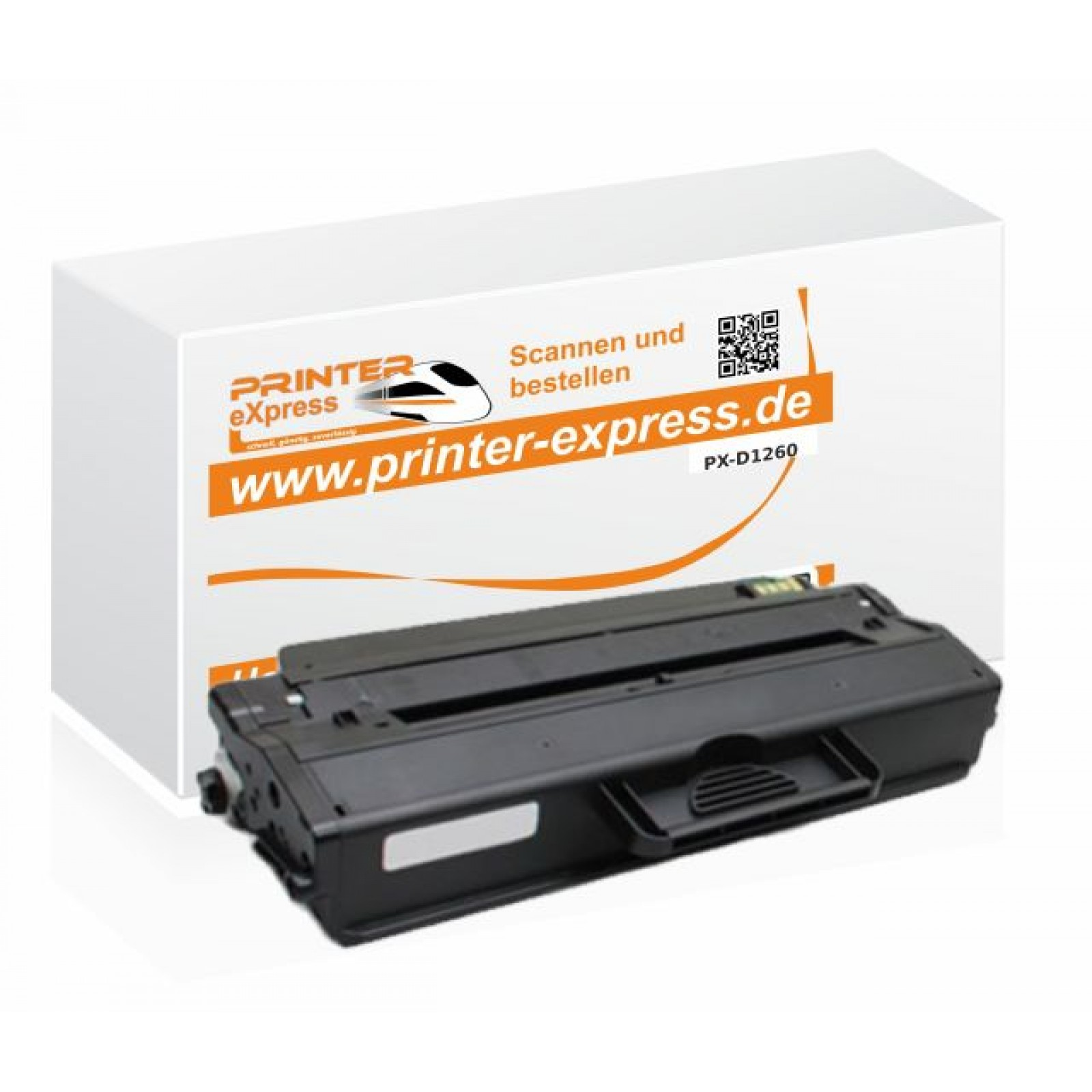 Alternativ zu Dell RWXNT, 593-11110 Toner schwarz