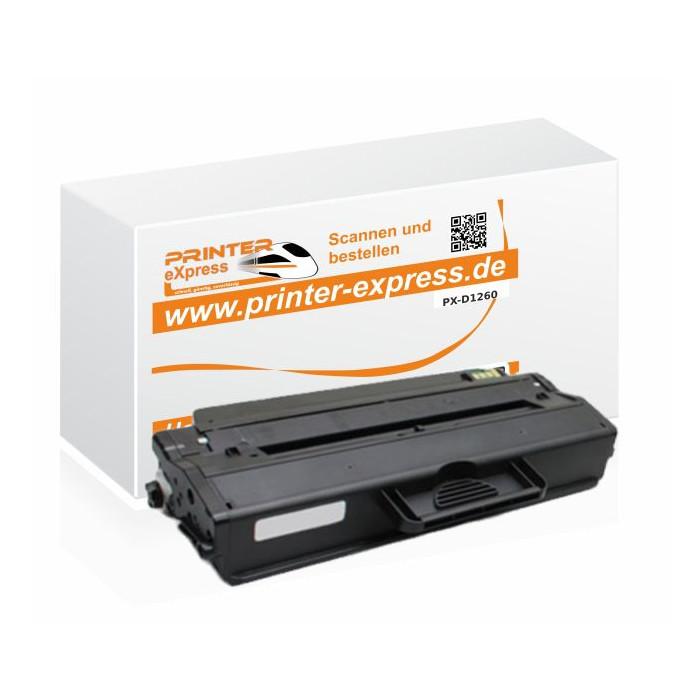 Printer-Express XL Toner ersetzt Dell 1260, B1260 schwarz