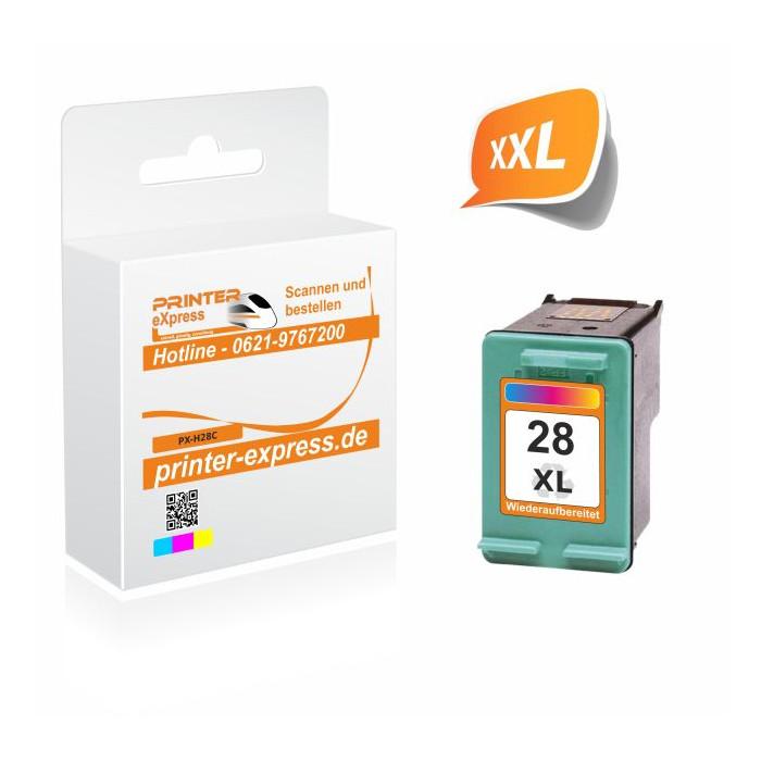 Printer-Express Druckerpatrone ersetzt HP 28XL, 28,...