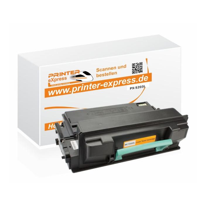 Toner alternativ zu Samsung D203L, MLT-D203/ELS für...