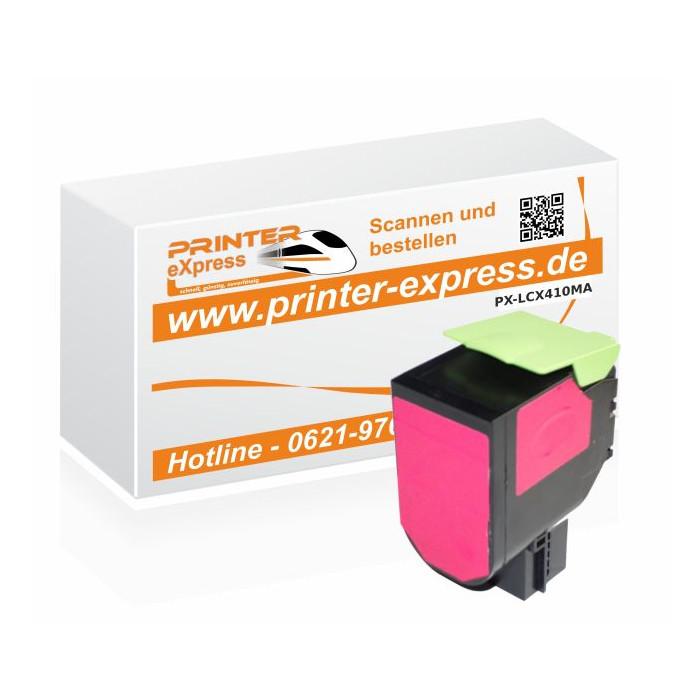 Toner alternativ zu Lexmark 800H3, 802HM, 80C2HM0 für...