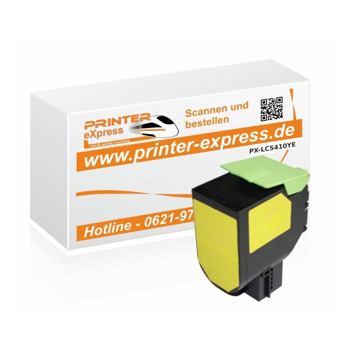 Toner alternativ zu Lexmark 800H4, 802HY, 80C2HY0 für...