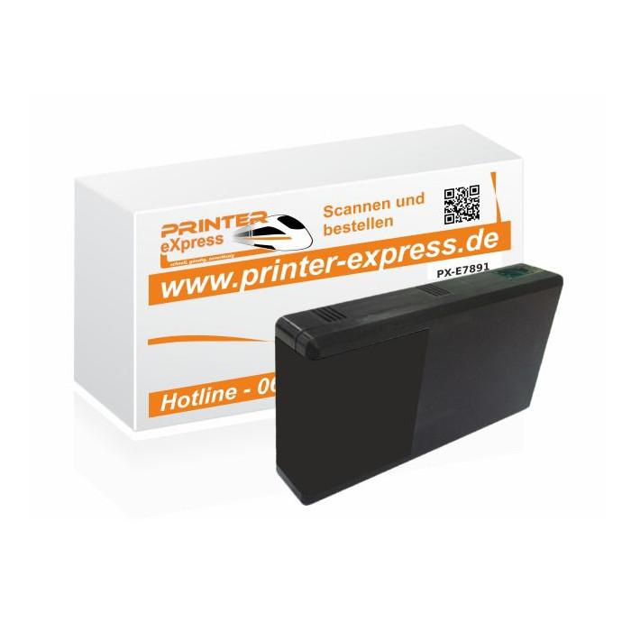 Druckerpatrone ersetzt Epson T7891, 7891 schwarz