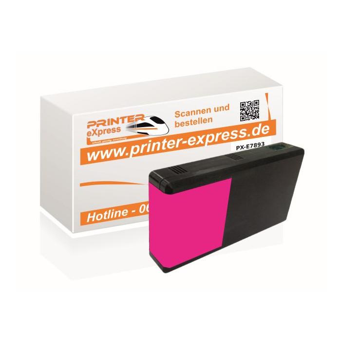Druckerpatrone ersetzt Epson T7893, 7893 magenta