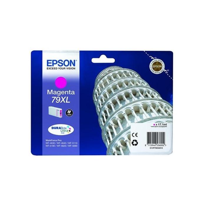 Epson T7903, 79 XL Druckerpatrone magenta