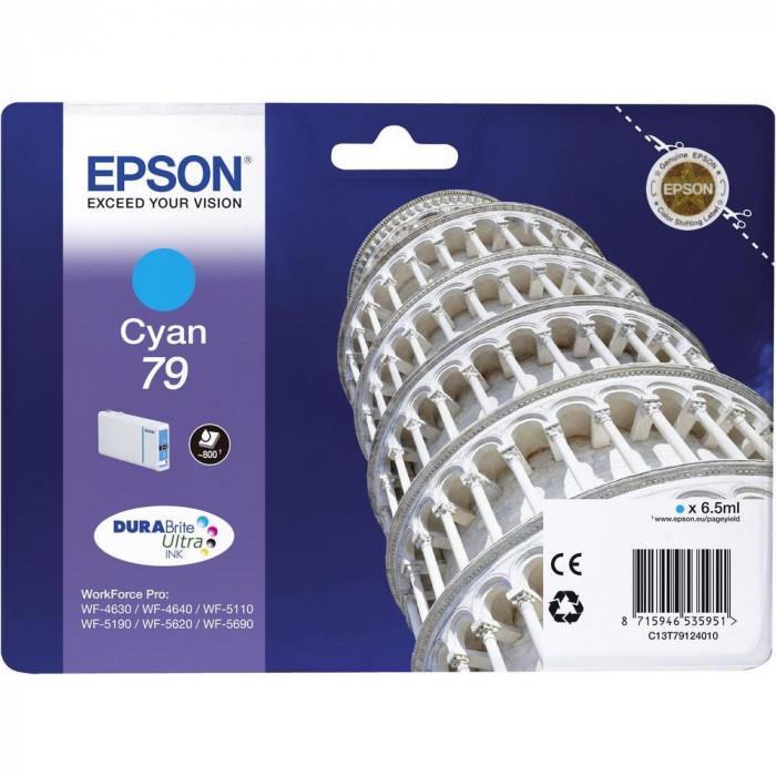 Epson T7912, 79 Druckerpatrone cyan