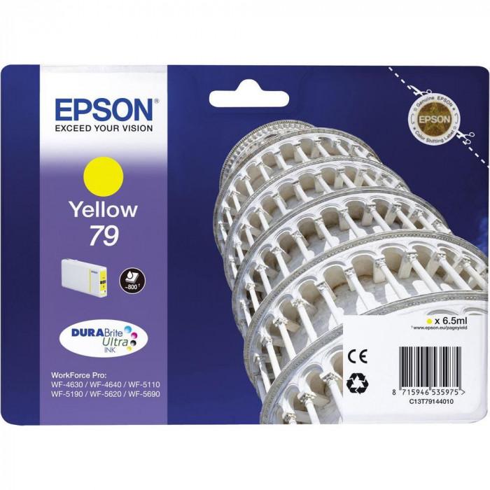 Epson T7914, 79 Druckerpatrone gelb