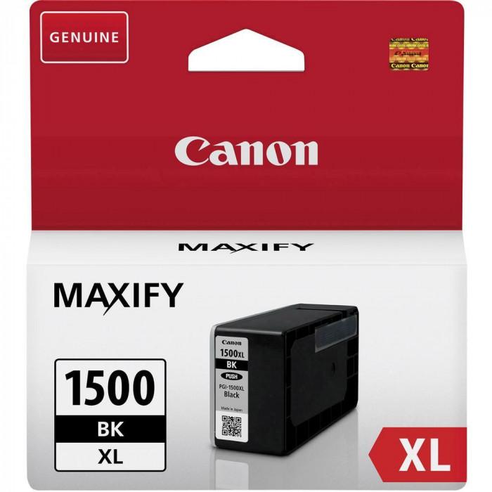 Canon PGI-1500BK XL Druckerpatrone schwarz