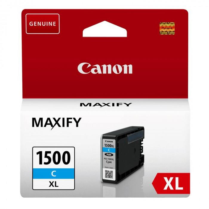 Canon PGI-1500C XL Druckerpatrone cyan