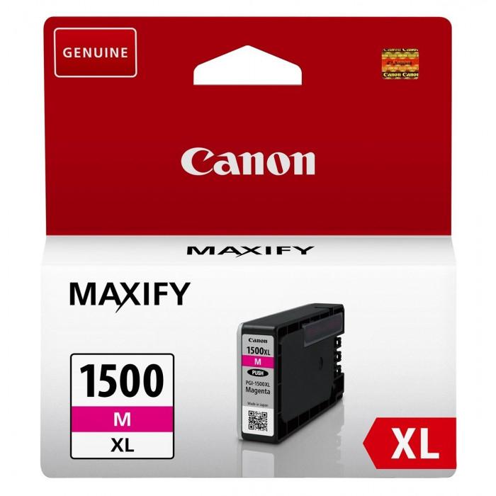 Canon PGI-1500M XL Druckerpatrone magenta