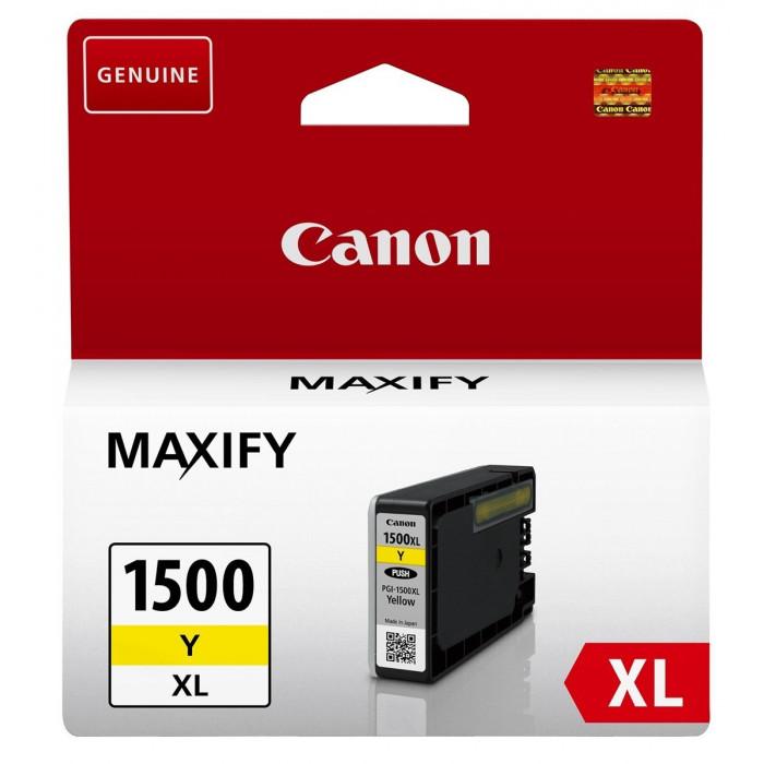 Canon PGI-1500Y XL Druckerpatrone gelb