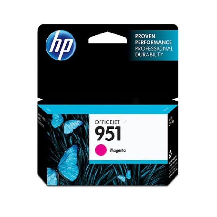 HP 951 Druckerpatrone magenta CN051AE