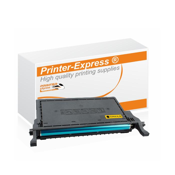 Toner alternativ zu Samsung CLP-680, CLT-K506L/ELS für...