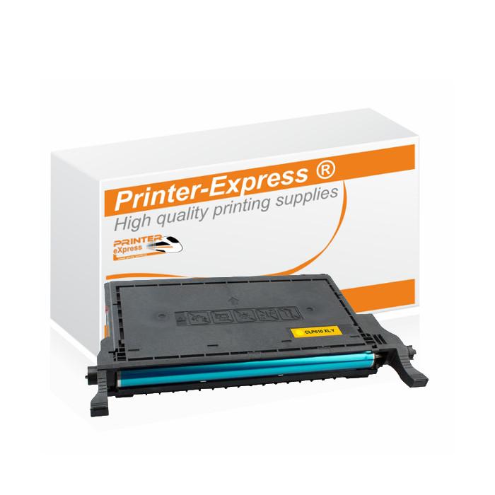 Toner alternativ zu Samsung CLP-680, CLT-Y506L/ELS für...
