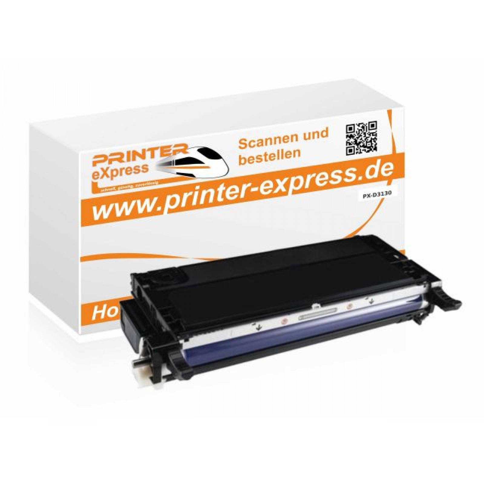 Printer-Express XL Toner alternativ zu Dell 3130 schwarz 9000 Seiten