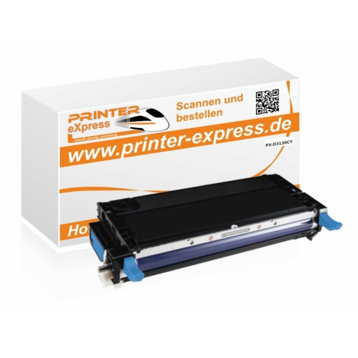 Alternativ zu Dell H513C, 593-10290 Toner cyan