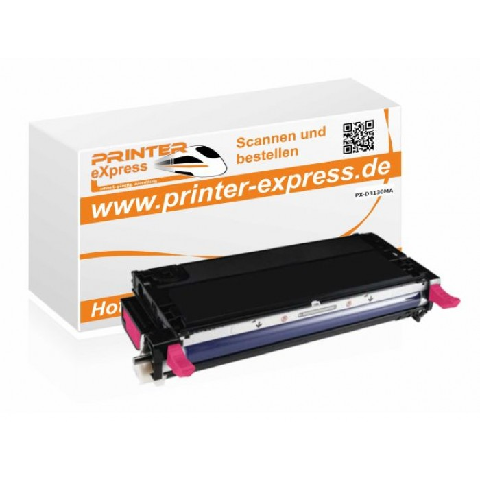 Alternativ zu Dell H514C, 593-10292 Toner magenta