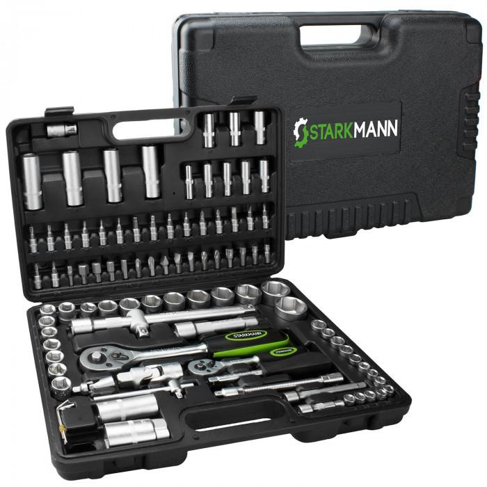 Starkmann Werkzeug 94-Teilig Greenline