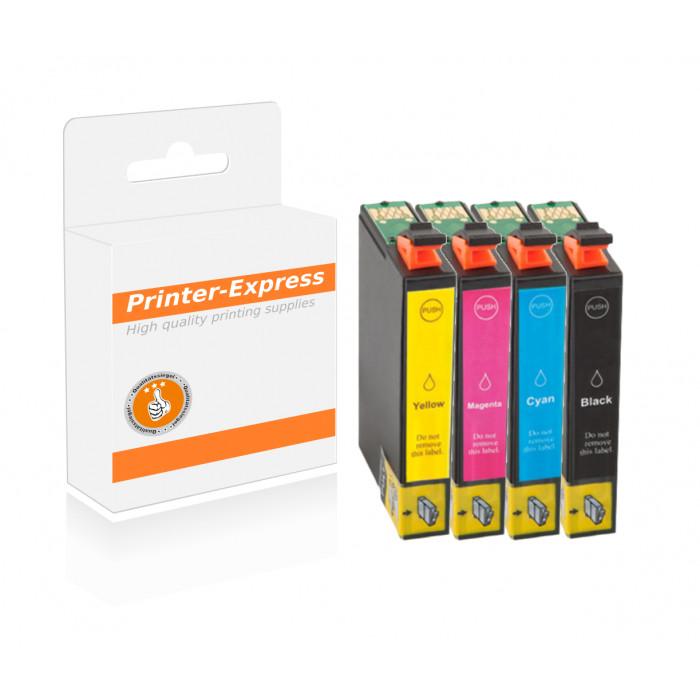 Druckerpatronen 4er Set ersetzt Epson T2991-T2994, 29XL