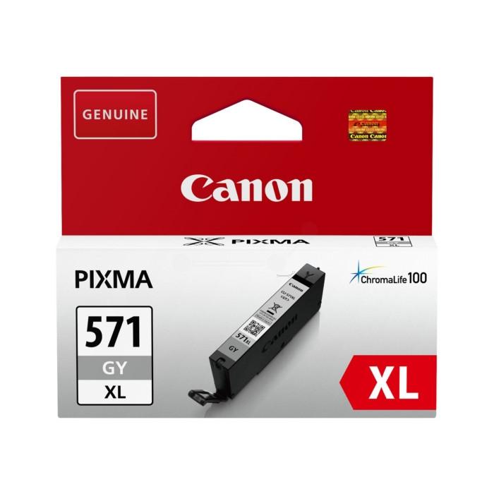 Canon CLI-571XLGY Druckerpatrone grau