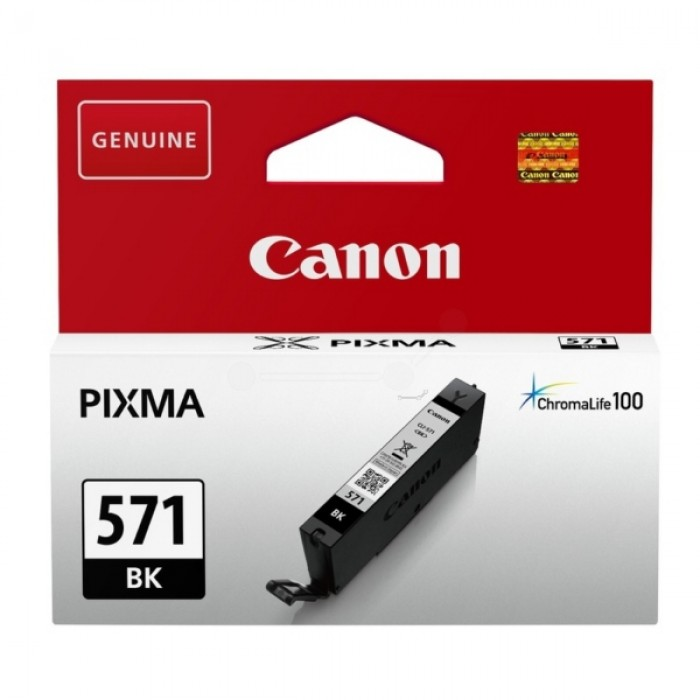 Canon CLI-571BK Druckerpatrone schwarz