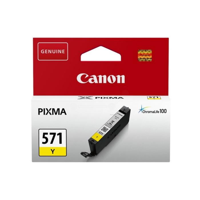 Canon CLI-571Y Druckerpatrone gelb