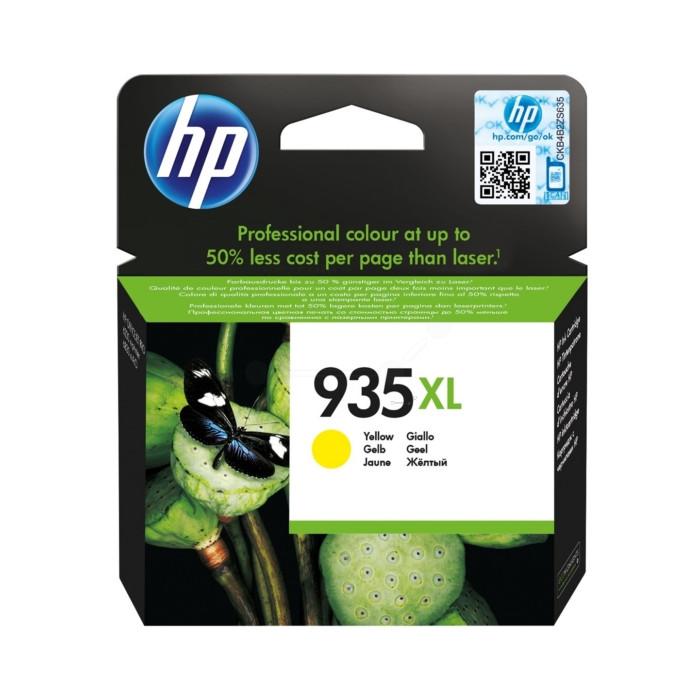 HP 935 XL Druckerpatrone gelb C2P26AE