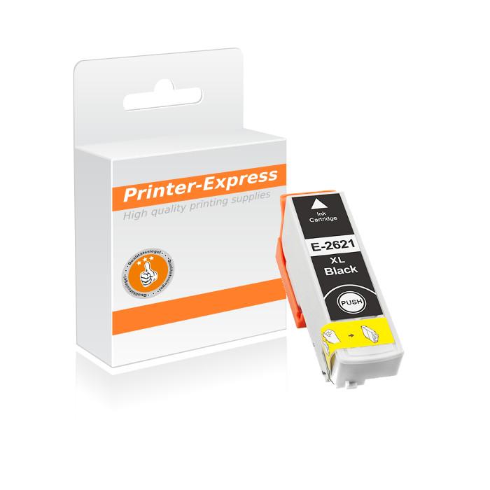 Epson Druckerpatrone T2621, 26XL schwarz alternativ