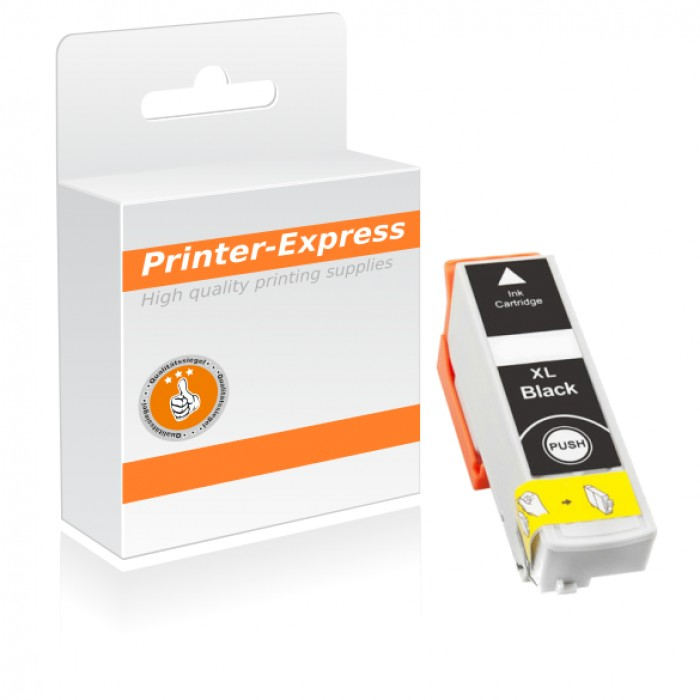 Druckerpatrone ersetzt Epson T3351, T3331 33XL schwarz