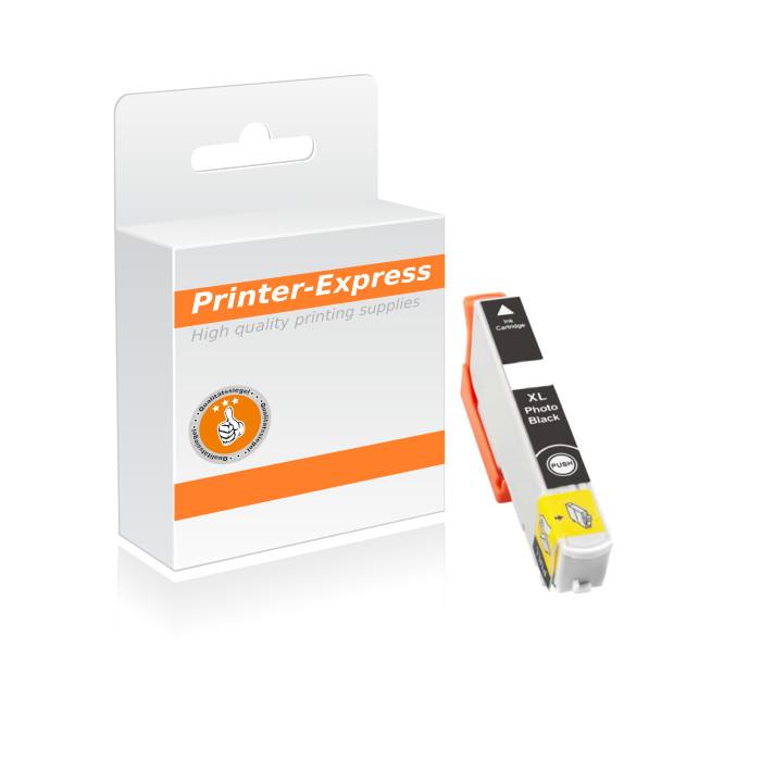 Druckerpatrone ersetzt Epson T3361, T3341 33XL fotoschwarz