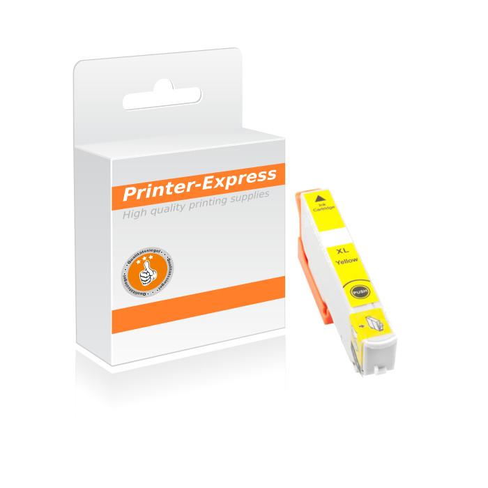 Druckerpatrone ersetzt Epson T3364, T3344 33XL gelb