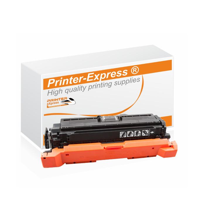 Toner alternativ zu HP CE400X, 507X, 507A für HP Drucker...