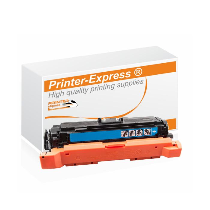 Alternativ zu HP CE401X Toner cyan