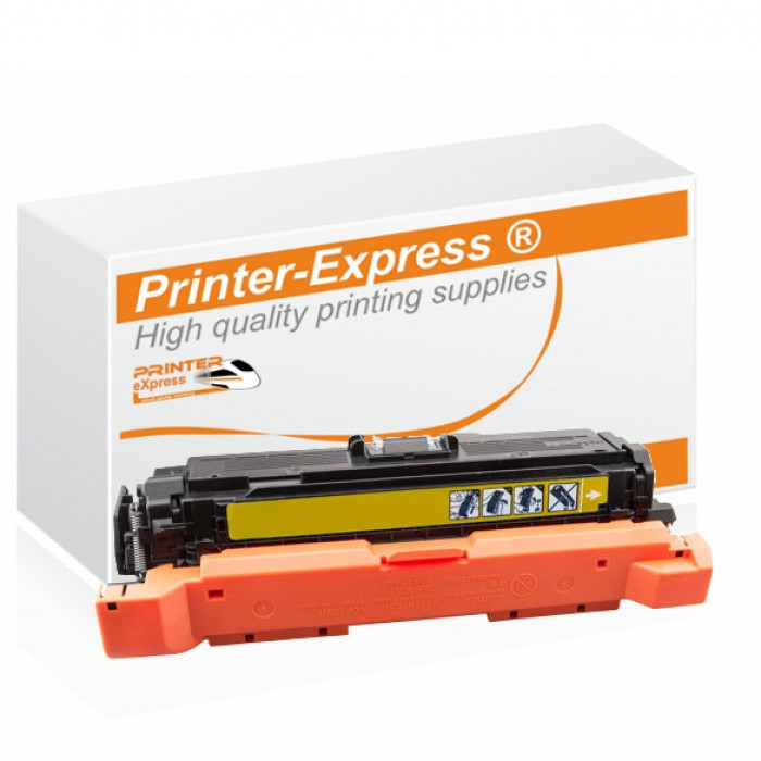 Alternativ zu HP CE402X Toner gelb