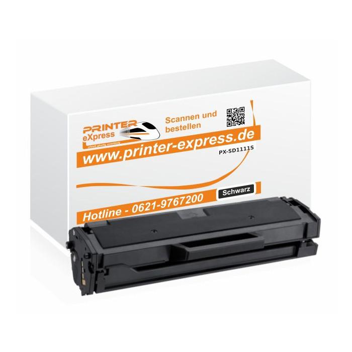 Jumbo Toner alternativ zu Samsung D111S, MLT-D111S/ELS...