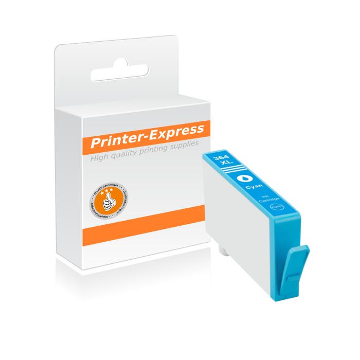 Printer-Express Patrone ersetzt HP 364, 364XL, CB323EE...