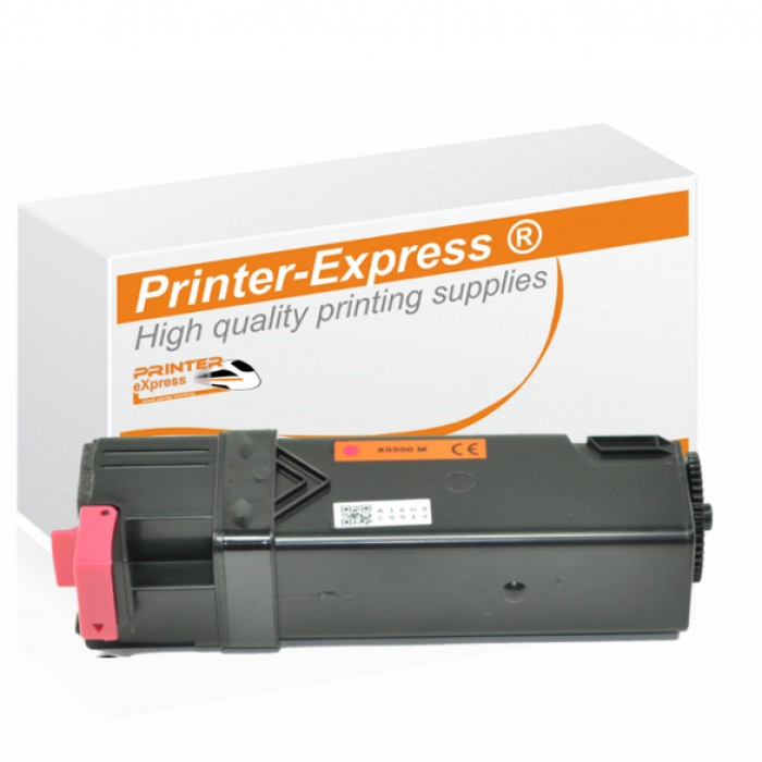Toner alternativ zu Xerox 106R01595 XL für Xerox 6500...