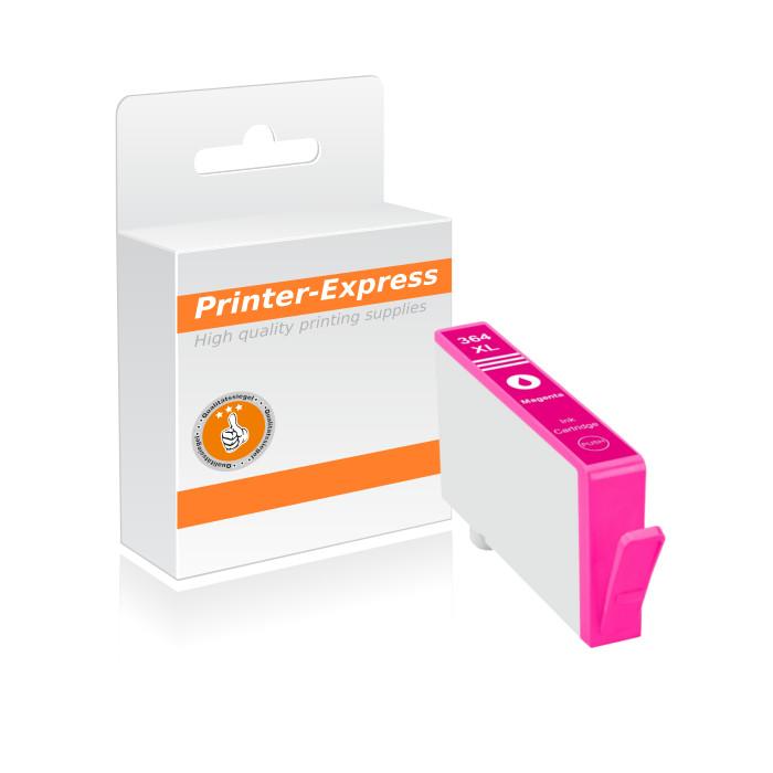 Printer-Express Patrone ersetzt HP 364, 364XL, CB324EE...