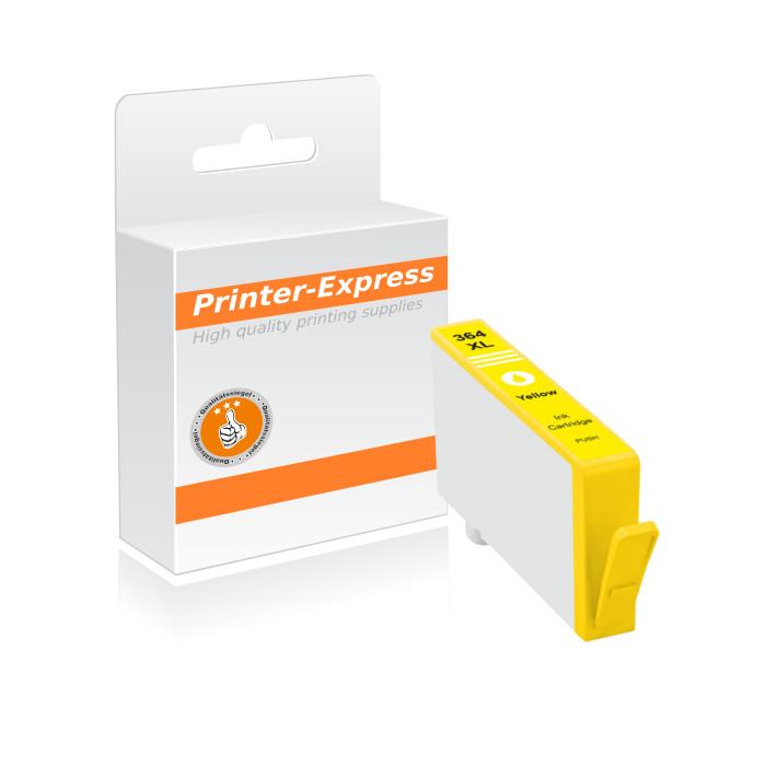 Printer-Express Patrone ersetzt HP 364, 364XL, CB325EE...